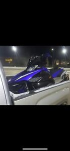 Yamaha Apex Attack with only 3800KM and Bender exhaust