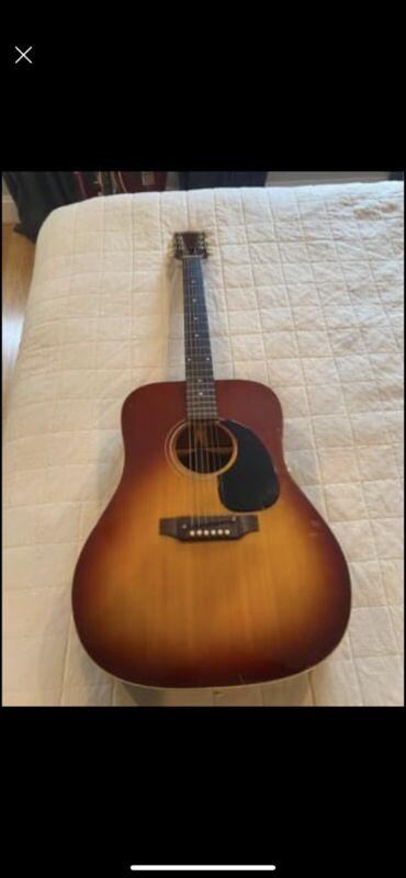 1969 J45 Gibson acoustic guitar Sunburst