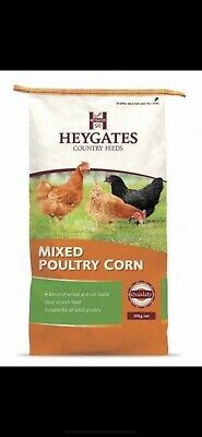 20kg Mixed Corn Heygates Country Feeds