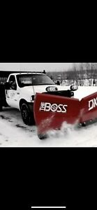 SNOW REMOVAL (insured)