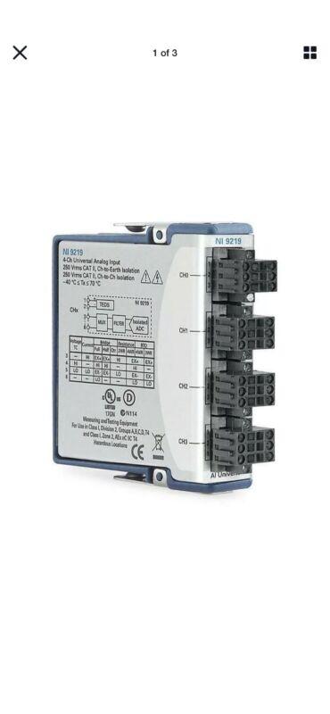 NI 9219 Interface Module