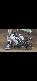 Kawasaki Ninja 650L 2013 Seven Hills Blacktown Area Preview