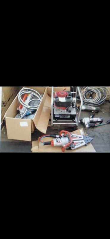 Hydraulic Rescue Tools
