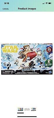 Disney Star Wars Micro Force Advent Calendar New