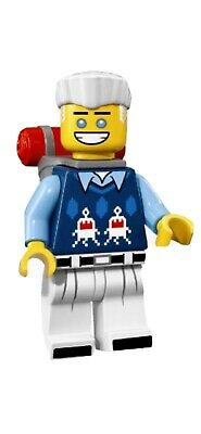 LEGO ZANE NINJAGO MOVIE MINIFIGURE SERIES 71019 NEW #10 ORIGINAL PACK