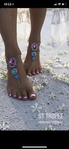 47ec3e470 Barefoot sandals for beach wedding bridesmaids   47  guests
