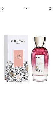GOUTAL PARIS * ROSE POMPON for WOMEN 3.4 oz (100ml) Spray NEW & SEALED