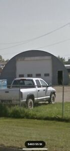Drayton Valley Shop for rent