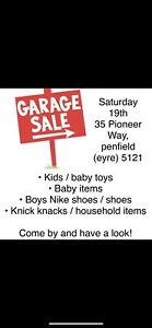 Garage sale penfield