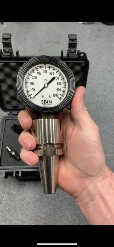 Bt30 Draw Bar Force Gage Spindle Force Test Gauge