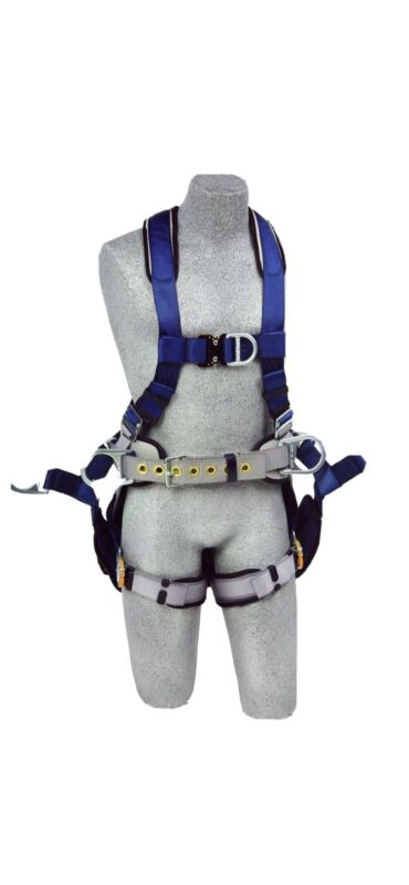 3M DBI-SALA ExoFit 1108650 Harness, Seat Sling w/Position D-Rings, Small