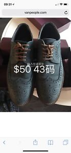 Men's used shoes us 10