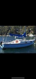 24ft HOOD Sailing Yacht