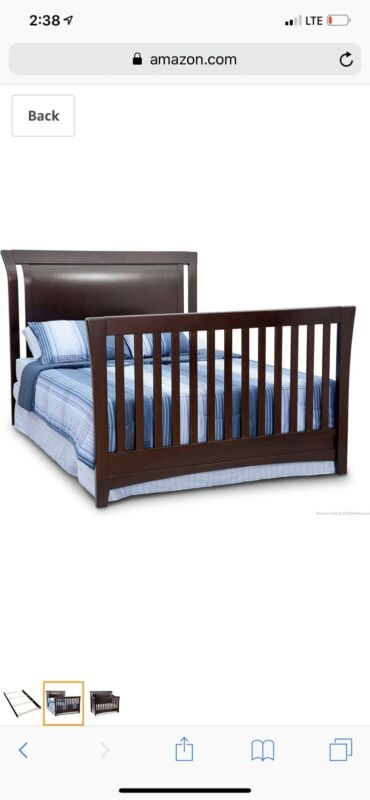 simmons kids rail 02-3171 so cffe adele bed rail