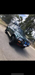 2001 Toyota Hilux 1kz TE sr5 (GAS INJECTED INTO AIR INTAKE