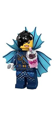 LEGO SHARK ARMY GENERAL 1 NINJAGO MOVIE MINIFIGURE SERIES 71019 NEW #11 ORIGINAL