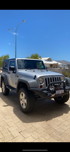 2009 Jeep Wrangler Sport (4x4) 4 Sp Automatic 2d Softtop
