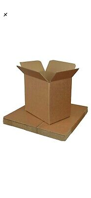 Cardboard Box-Perfect for Packing,Books(pack of 25) Very Strong (400x300x300)