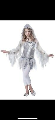 TWEEN SASSY SPIRIT HALLOWEEN COSTUME Size M (10 -11 Years - 10 Year Old Halloween Costumes