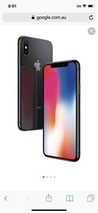 iPhone X will swap for iphone 7-8 + cash my wash