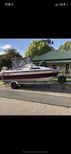 Haines signature 6m Le great fishing boat ready to go