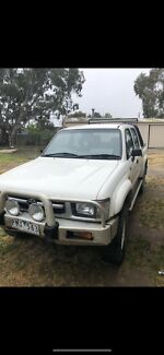 1999 Toyota hilux 4x4 Ute swap, swap for ford territory ss, v8 Horsham Horsham Area Preview