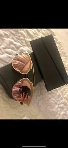"Authentic Rose Gold ""So Real"" Dior Sunglasses"
