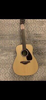 Yamaha FG800 Acoustic Guitar - Brand New