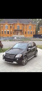 Ml63 like new only 55,000kms Mercedes amg