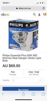 Philips light bulb 1 pack