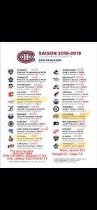 Canadiens de Montréal contre Washington