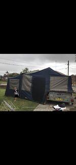 Oz trail Camper trailer Hurstville Hurstville Area Preview
