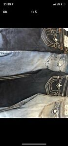 TRUE RELIGION JEANS AUTHENTIC
