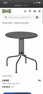 Brand new IKEA outdoor dinning table