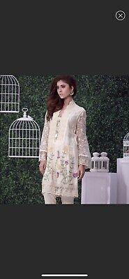 Pakistani Indian Outfit Sana abbas Small - Abba Outfits
