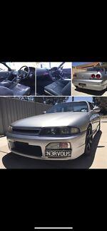 1996 Nissan R33 Skyline GTST Series 2