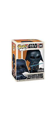 Funko Pop Star Wars #389 Concept Series Darth Vader