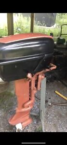 12HP Viking Outboard Motor