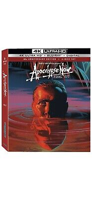 Apocalypse Now [New 4K Ultra HD] With Blu-Ray, 4K Mastering, Like New No Code