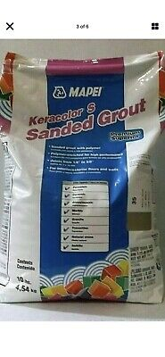 Mapei Keracolor S 10lb Bag Sanded Grout Navajo Brown 35