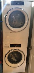 Washing and dryer like new