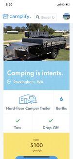 MDC Robson XTT Camper trailer Baldivis Rockingham Area Preview