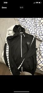 Fred Perry track small