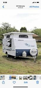 Jayco Starcraft caravan 2010 13ft