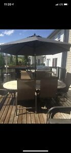 Beach Comber Patio Set