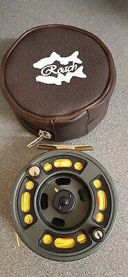 Greys Grx 7/8 Fly Reel + Good 8wt Float Line + Case g.w.order