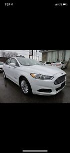 2014 Ford Fusin SE Hybrid ( Very well maintained)