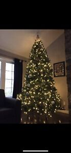 9' Artificial Christmas tree