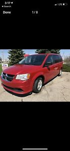 dodge caravan for sale 2012 sto-and - go