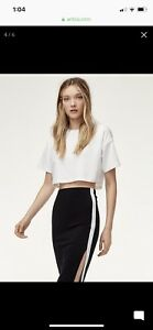 Aritzia (TNA) cropped tee - current stock - never worn